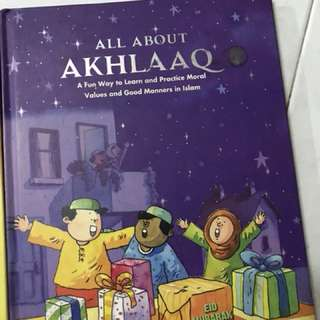Islamic Children's book