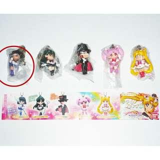 全新 美少女戰士 土萌螢 水手土星 扭蛋 1個 吊飾公仔 Sailor Moon figure Part 3 Sailor Saturn