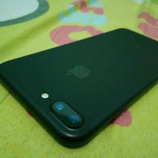 IPHONE 7 PLUS 256GB MATTEBLACK