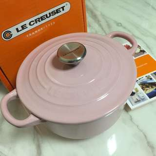 🌸🌸New Le Creuset Sakura Pink Pot 16cm