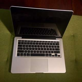Macbook Pro 2012 13in