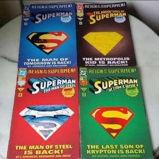 Vintage DC Comics - Superman (90's)