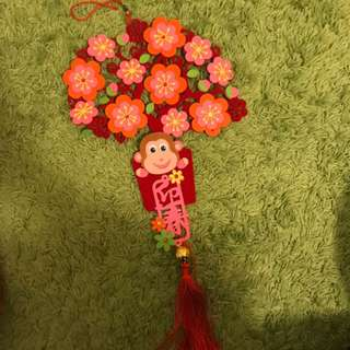 Chinese New Year decorations 揮春