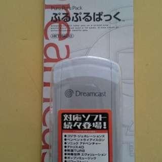 Sega Dreamcast - Vibration Pack (Original) per pcs