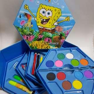 Stationery Gift Set - Spongebob Squarepants