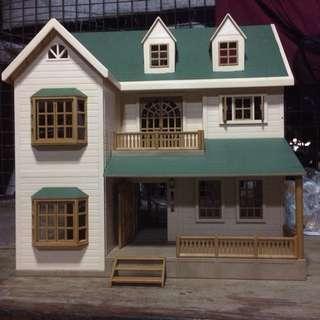 Sylvanian Families Green Hill House