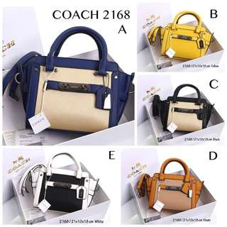 COACH SWAGGER 21 2168