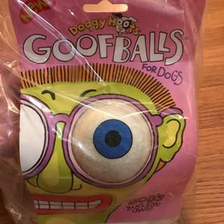 美國fat cat 眼球寵物玩具