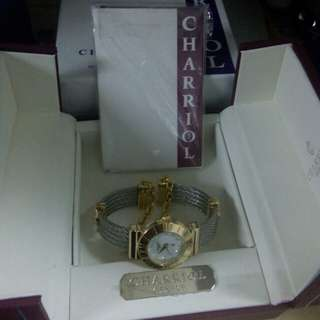 Sale!!!Charriol watch