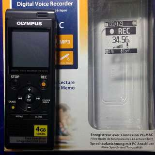 Digital Voice Recorder/1040hr/Olympus/New/ Record Lectures