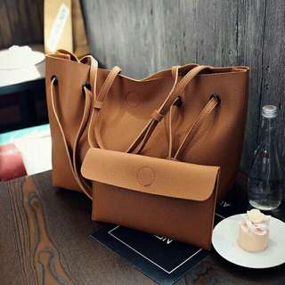 2 in 1 large bag