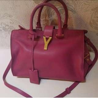 YSL 2 way bag