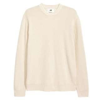 H & M Linen-blend jumper - Size S