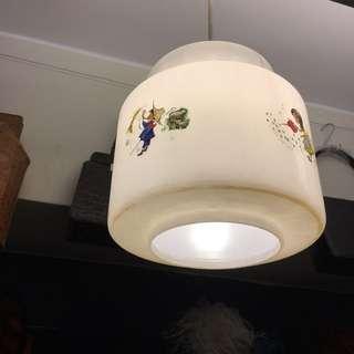 60年代吊燈