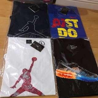 Nike Shirts (Class A)