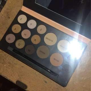 Contour and Eye Palette