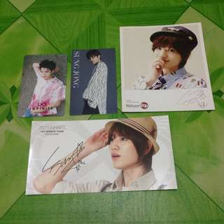 INFINITE SUNGJONG OFFICIAL PC