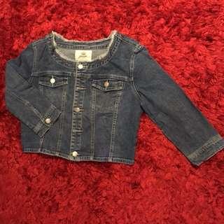 GAUDI jeans jacket