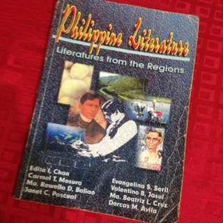 Philippine Literature - Literatures from the Regions