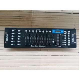 dmx 512 lights controller