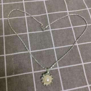 造型珍珠項鍊