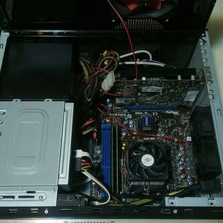 AMD Athlon II X4 640 PC+獨立顯卡