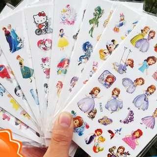 兒童貼紙 平面貼紙 獎勵貼紙
