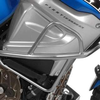 Touratech Singapore Yamaha XT1200Z Super Tenere Crash Bar Silver Ready Stock !!!!!