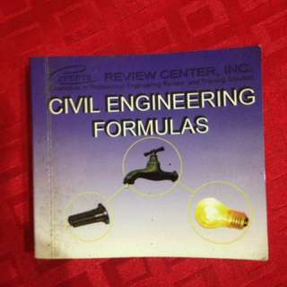 Civil Engineering Formulas - from Experts Review Center