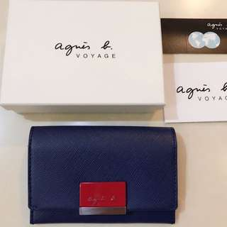 Agnes b  ( card holder or small wallet) Fast sale!!