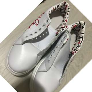 CHEAP New Fashion Shoes Ladies Sneakers - Casual White Girls Sports Shoes