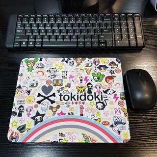 Inspired Tokidoki Non-Slip Mouse Pad