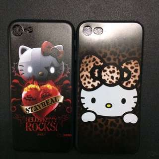 Hello Kitty iphone 7 case 殻,各$48