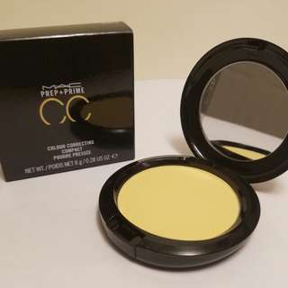 MAC Prep+Prime Color Correcting Compact - Neutralize