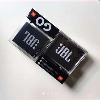 BNIB JBL Go Portable Bluetooth Wireless Speaker