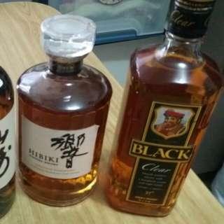日本各種威士忌(有平有貴)由$200起