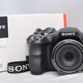 Sony cybershoot DSC-H300