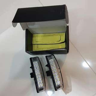 License Plate LED Light (Reserved)