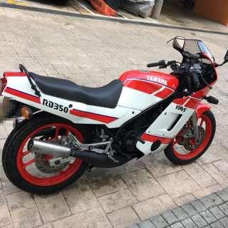 Yamaha RD350F2 YPVS for sale