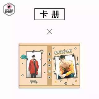 Sehun Photocard Holder