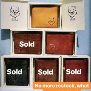 Bern Leather Wallet