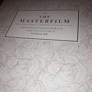 [EXO KAI] Kim Jongin - MPST 2nd PB / Photobook & DVD (The Masterfilm)