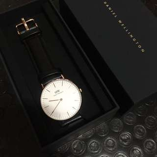 [DW激減價] 送禮之選 DW Daniel Wellington 全新手表