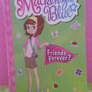 Mackenzie Blue- Hardcover book 2