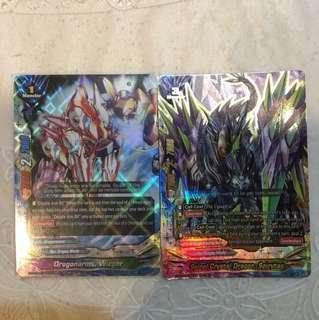 Buddyfight Cards Secret Rare