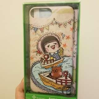 [全新100%正貨] iPhone8+/7+ chocolate rain case