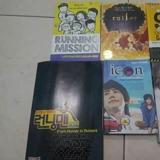 Season to remember // Running Man // Buku Humor // Fanfiction