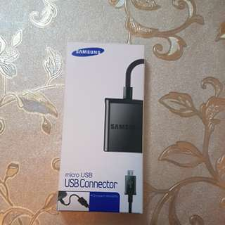 Samsung Micro USB Connector