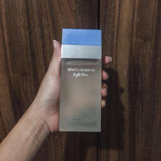 AUTHENTIC Dolce & Gabbana Light Blue 100ML