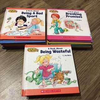 Help me Be Good 29 books
